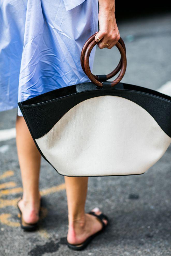 choisir officiel remise spéciale meilleur pas cher Street style à la Fashion Week printemps-été 2017 de New ...