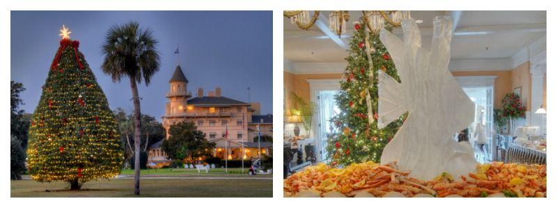 Enjoy the holidays at the Jekyll Island Club Hotel in Jekyll Island, Georgia. | Jekyll island ...
