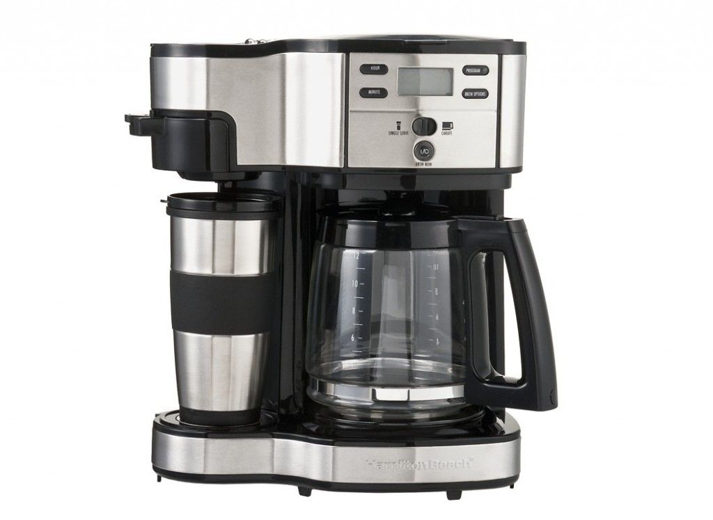 Hamilton Beach The Scoop Single Serve Coffee Maker Specials