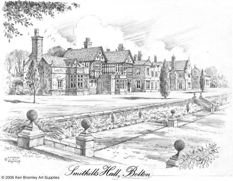 Smithills Hall