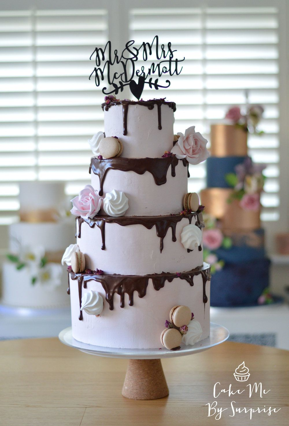 Drip Buttercream Wedding Cakes By Cake Me By Surprise Kent Based Cake Studio In The Uk Dripcakes Dripweddingcak Cool Wedding Cakes Cake Round Wedding Cakes
