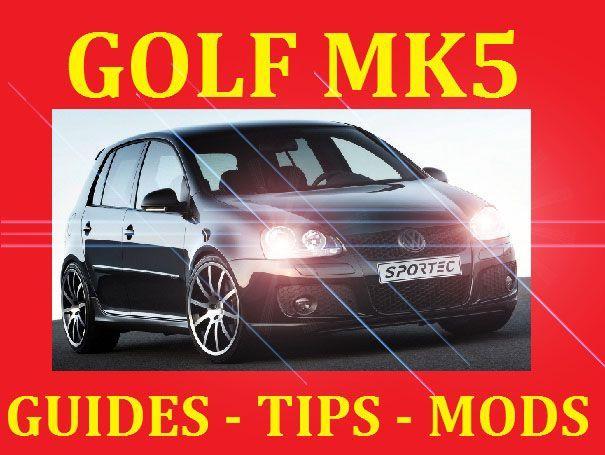 dedicated vw golf mk5 mkv gti turbo tdi gt r32 modification rh pinterest com VW Golf Mk7 VW Golf MK1