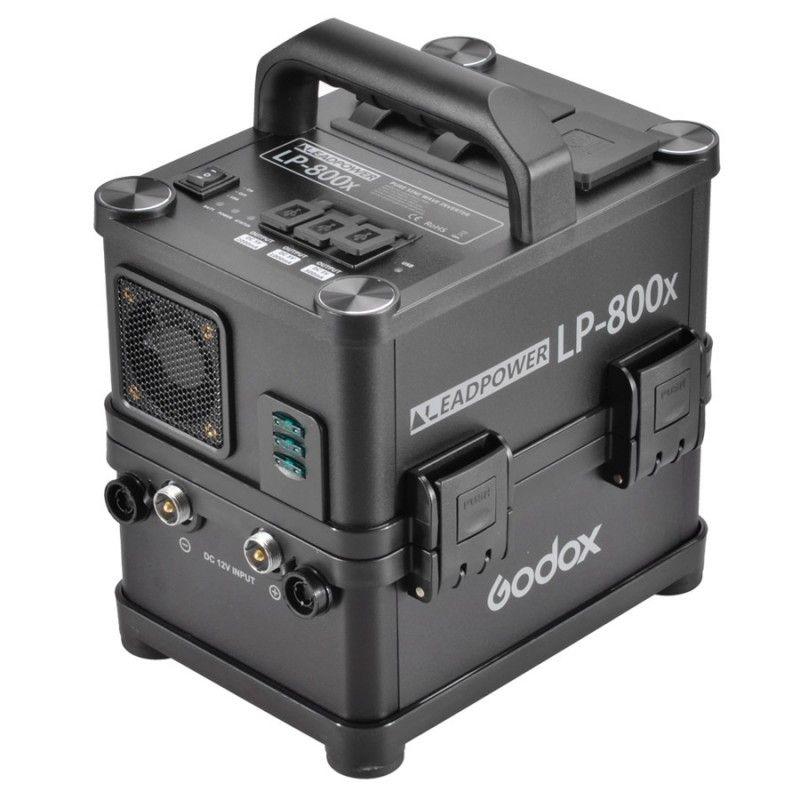 Godox Lp800x Lithium Ion Power Inverter Portable Mains Power Portable Power Supply Mobile Power Supply Power Inverters