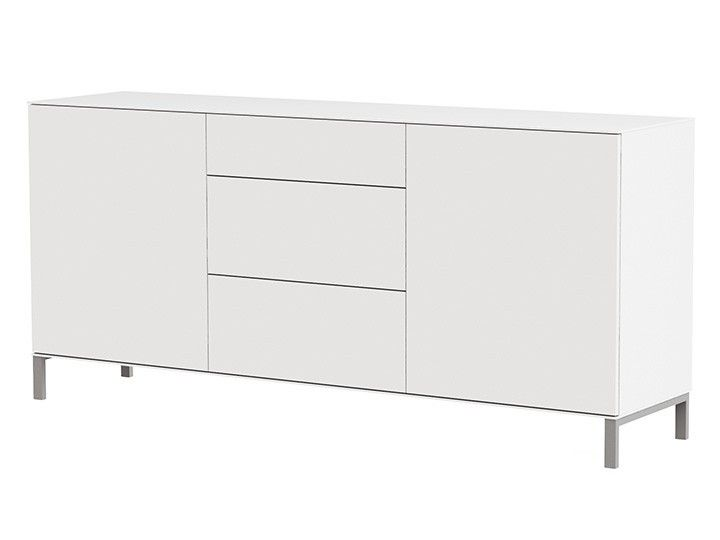 SOEK Sideboard 175 Kommode Weiß Wohnungsideen Pinterest - schlafzimmer kommode weiß