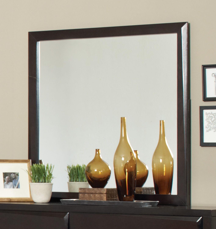 Palmetto Mirror Collection - 203554