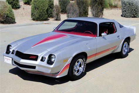 1981 CHEVROLET CAMARO Z/28 CUSTOM COUPE – Barrett-Jackson Auction Company – World's Greatest Collector Car Auctions