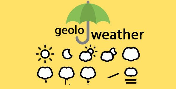 Jquery Html5 Geolocation Weather Plugin | Code-Scripts-and