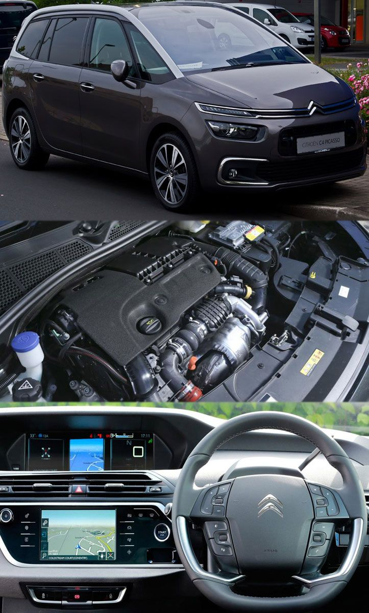 Citroen C4 Picasso MPV is a Reliable Vehicle with Good