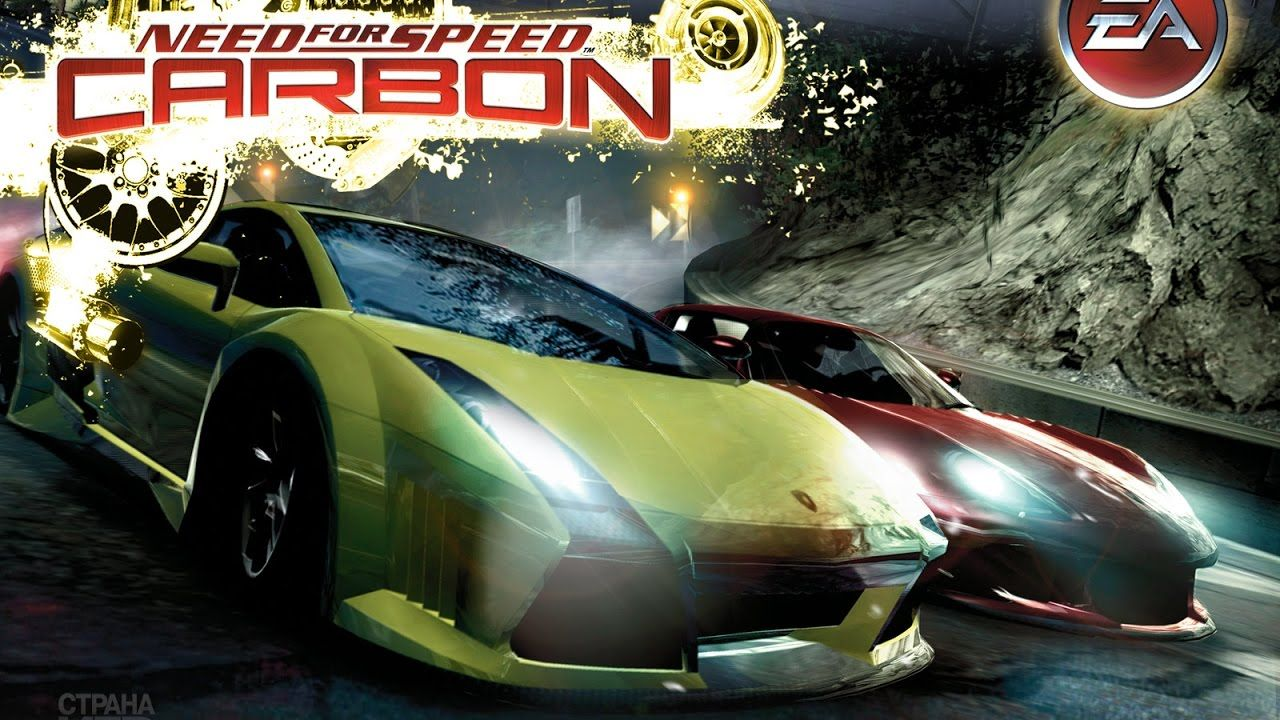need for speed carbon ps3