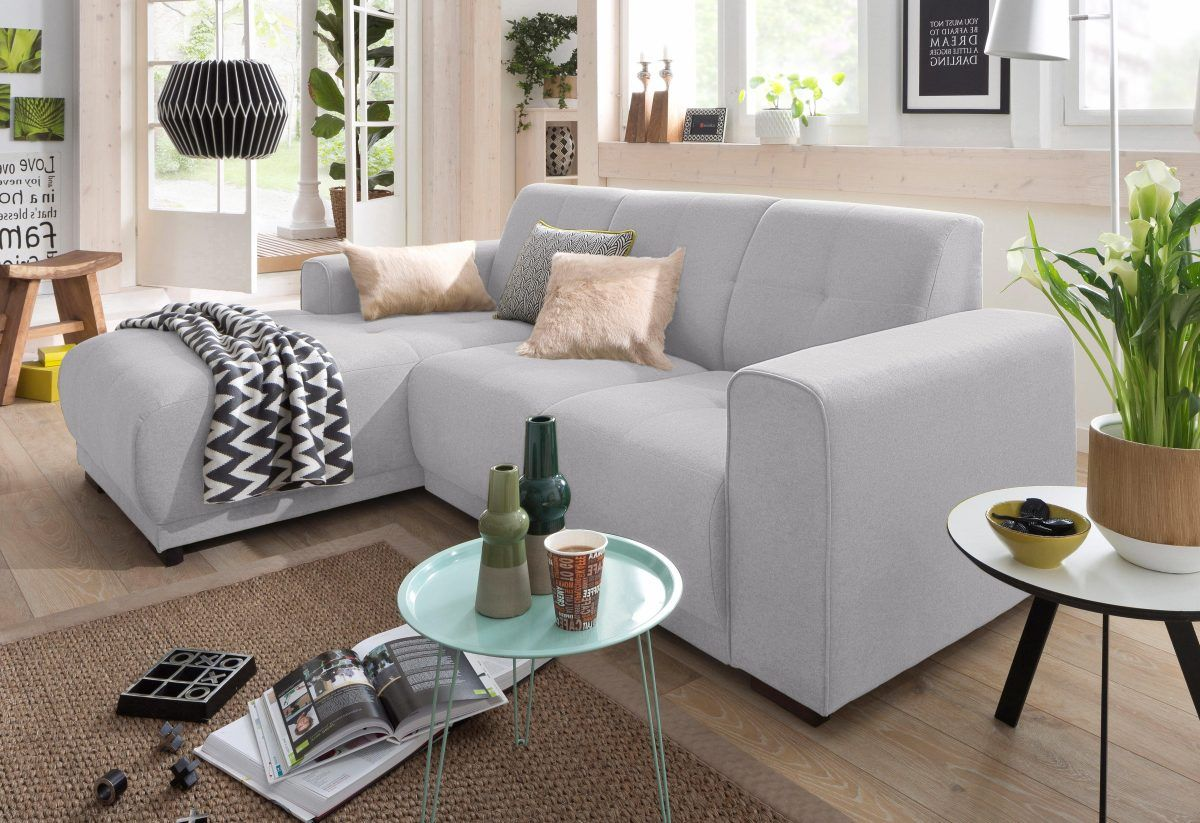 Big Sofa Vincent Eckcouch Grau Affordable Related To Wohnzimmer