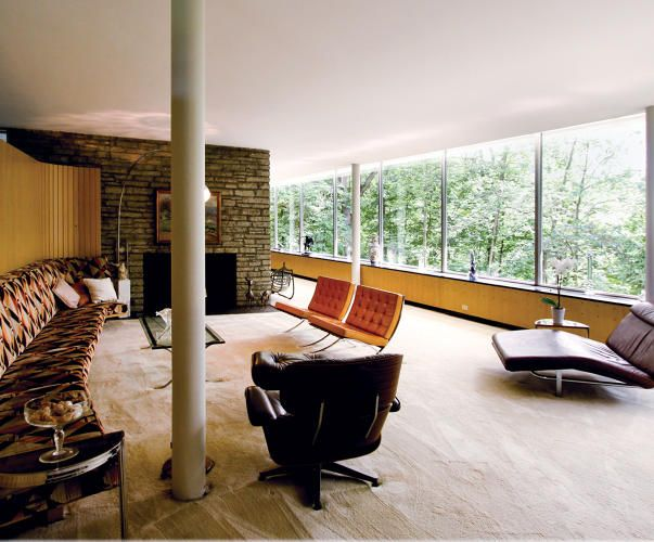 12 | The Remarkably Intimate Houses Of Father Son Architects Eliel And Eero  Saarinen |