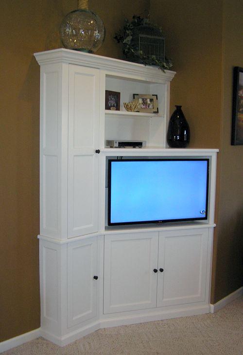 Tv In Corner Of Room Design: Best 25+ Tv Corner Units Ideas On Pinterest