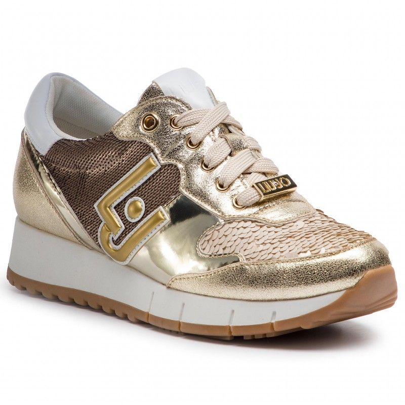 zapatillas puma mujer doradas