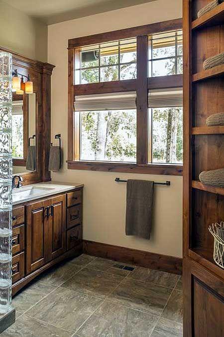 Plan W69582AM: Mountain, Photo Gallery, Corner Lot, Ranch, Northwest, Craftsman House Plans & Home Designs