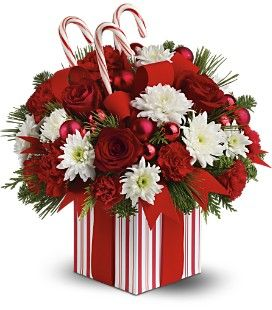 Artificial Christmas Flowers.Image Detail For Christmas Flowers Bouquet Christmas