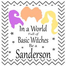 1d2ddab2 Excited to share this item from my #etsy shop: Basic Witch SVG Hand  Lettered Digital Cut File Instant Download #supplies #halloween #hocuspocus  #sanderson