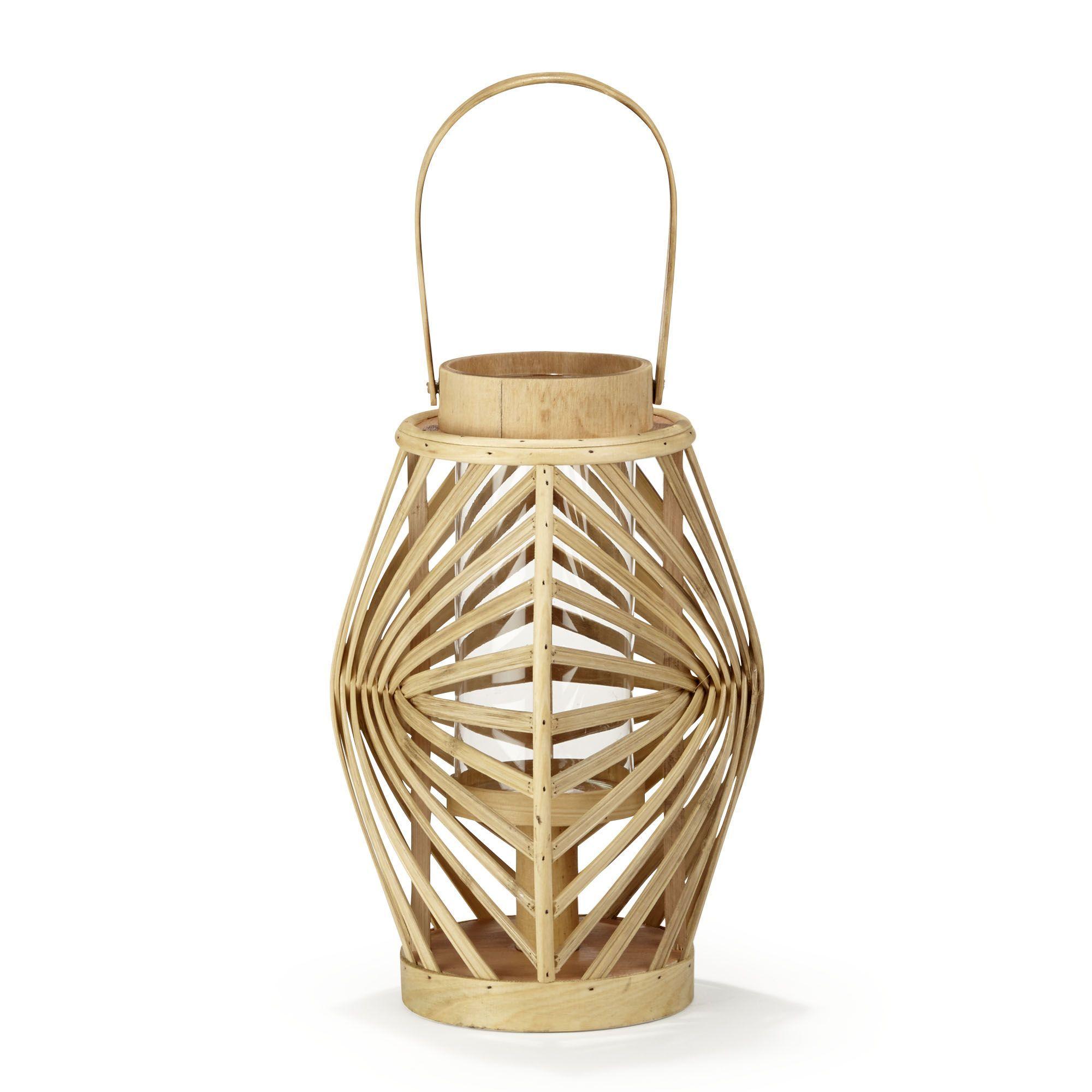 lanterne en bambou bambou martha les objets d coratifs vases et objets de d co salon et. Black Bedroom Furniture Sets. Home Design Ideas