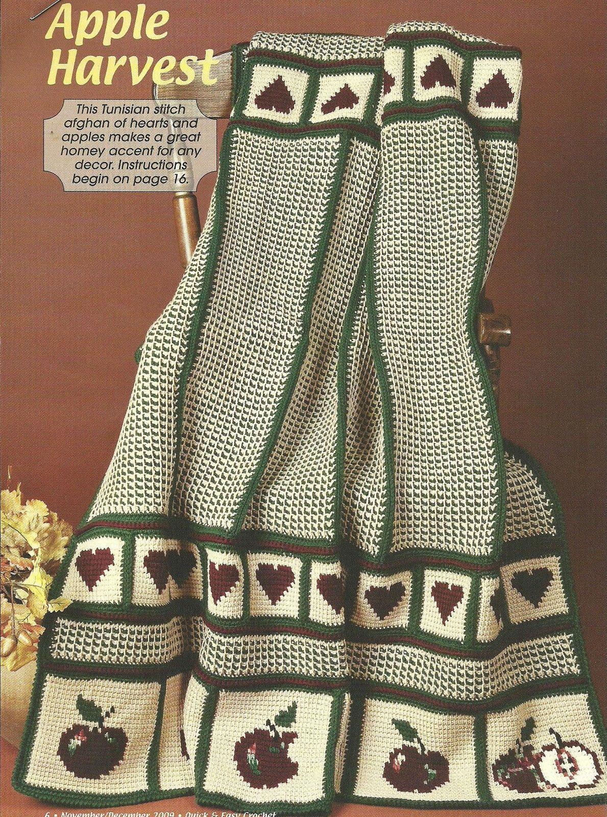 Pin von Cindy Peters auf Tunisian Crochet (and such) | Pinterest ...