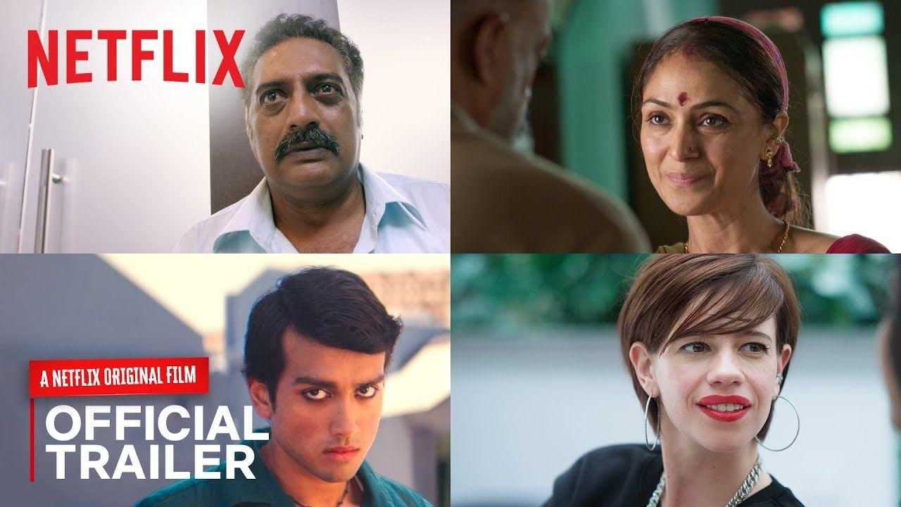 Paava Kadhaigal Trailer Four Different Stories Of Those Who Dare To Dream Trailer Stories Kalki Koechlin