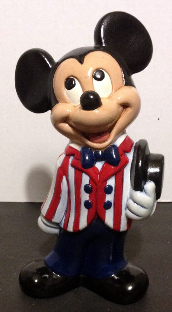57b5abc3a Disney's Mickey Mouse in Striped Suit Jacket by AndreasNeedlework ...