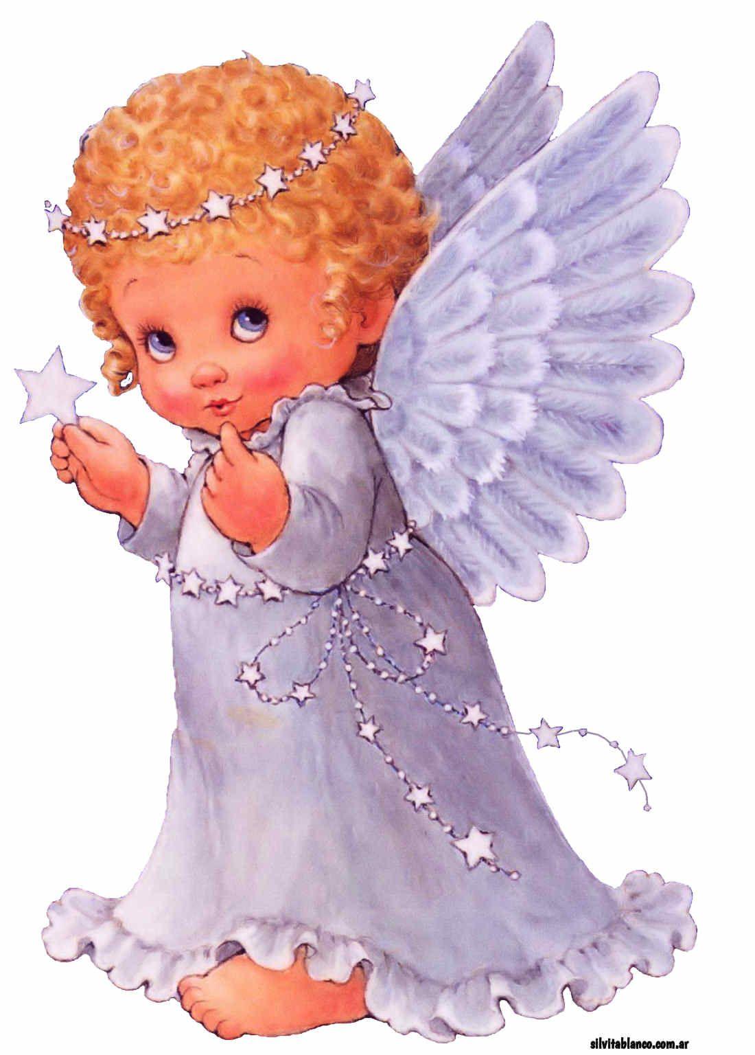 vidalita | ANGELES | Pinterest | Angelitas, Ángeles y Navidad
