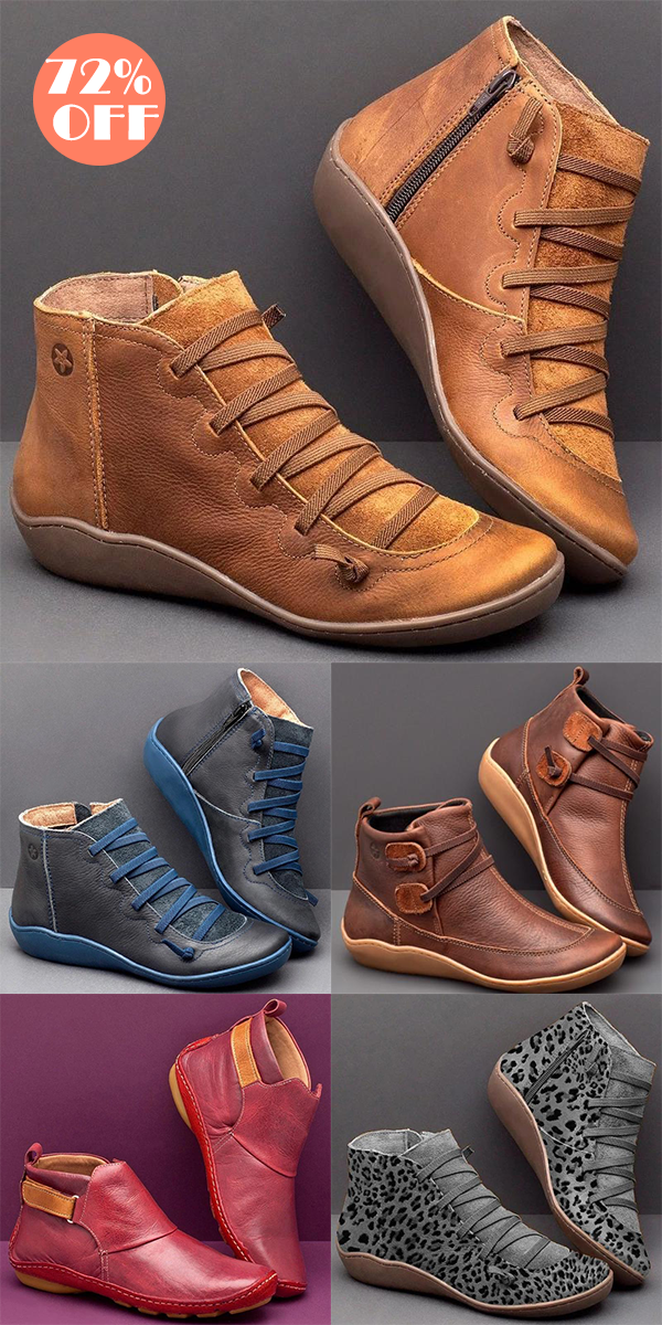 [Shop Today]>>2020 Trendy Boots|Now 50% Off|From F