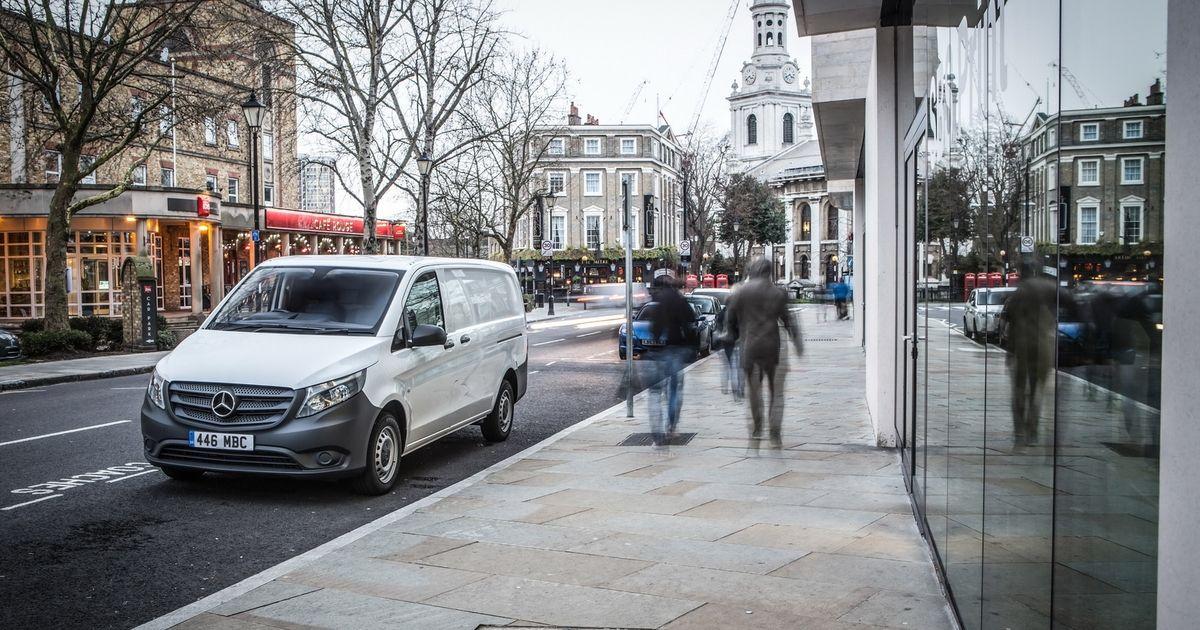 Mercedes, Vito modelinin Urban Edition versiyonunu tanıttı - Yeni bir versiyon daha