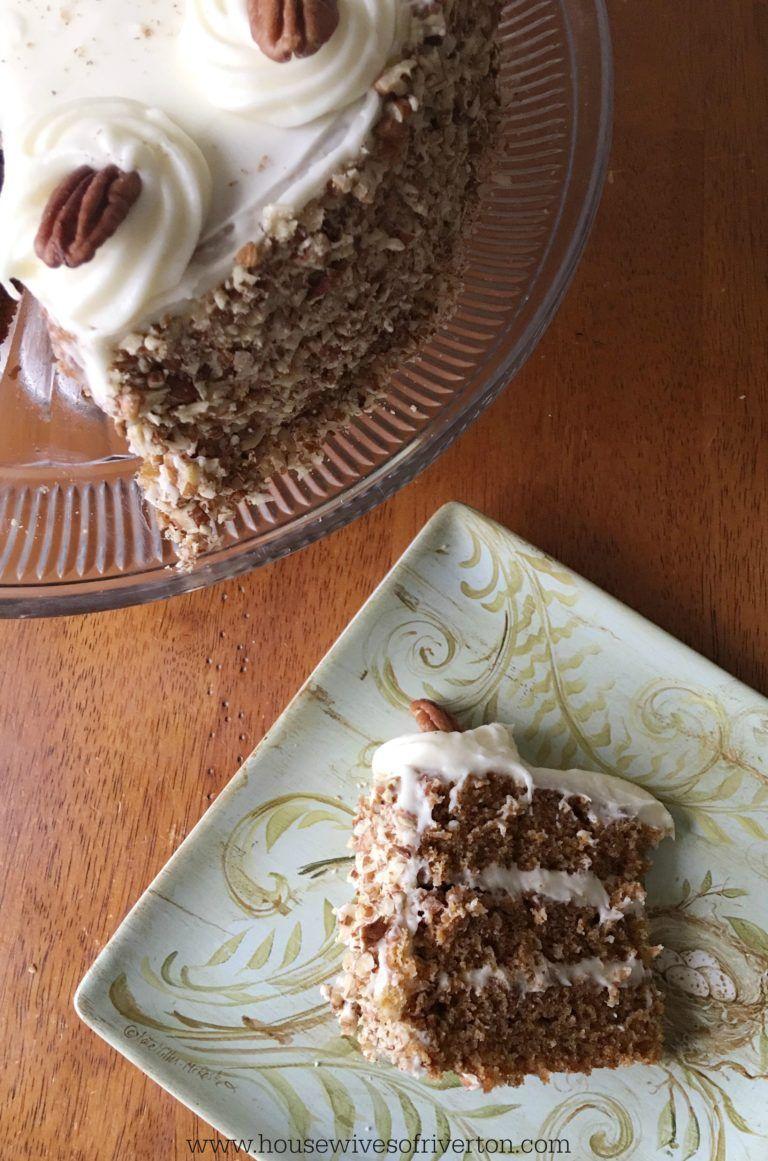Carrot cake easter dessert desserts easter recipes