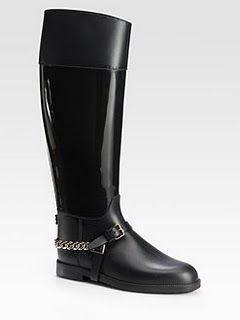 062099691b Jimmy Choo rain boot. His rain boots are even sexy. | cheer up your ...