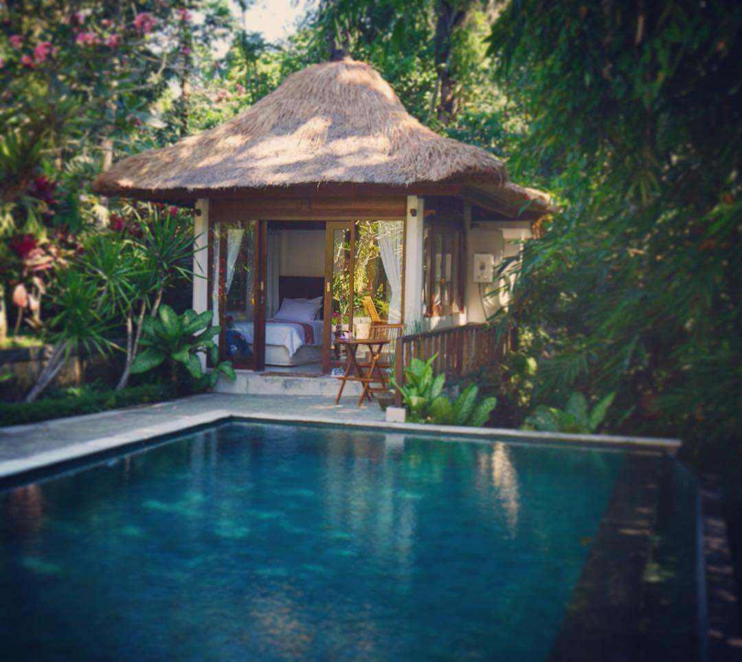 Sleeping In Paradise Bottinesetbikini Bali Ubud