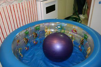 Ca:: DIY Birth Pool Using An Inflatable Kiddie Pool.