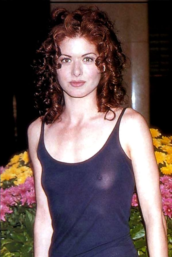 Debra messing naked boobs 15