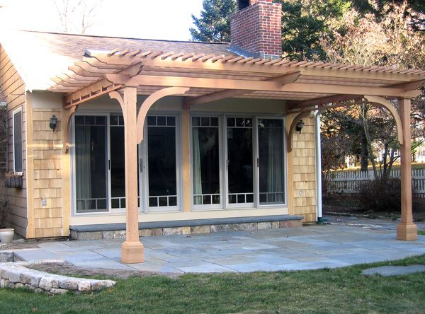 pergolas and patios | Patio Pergola by Trellis Structures - Pergolas And Patios Patio Pergola By Trellis Structures Master