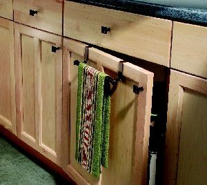 Over Cabinet Towel Bar In Oil Rubbed Bronze Item 33771 Comfortable In Either The Kitchen Or Bath This Oil Rubbed