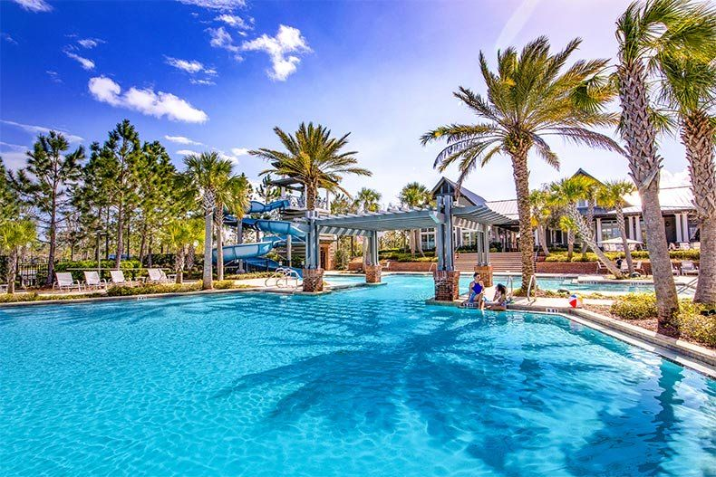 Five new 55+ communities made their debut in Florida in