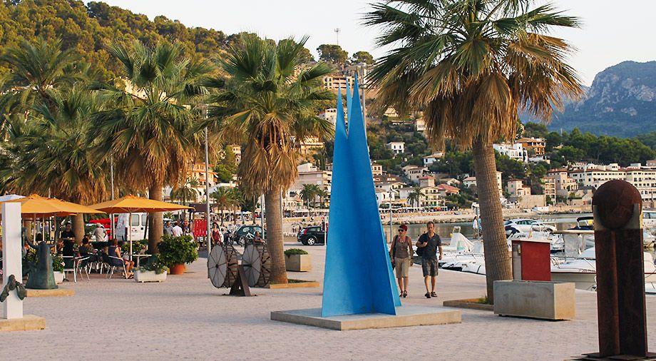 puerto de soller mallorca | Puerto de Sóller, Mallorca kartta - Kartta kohteesta…