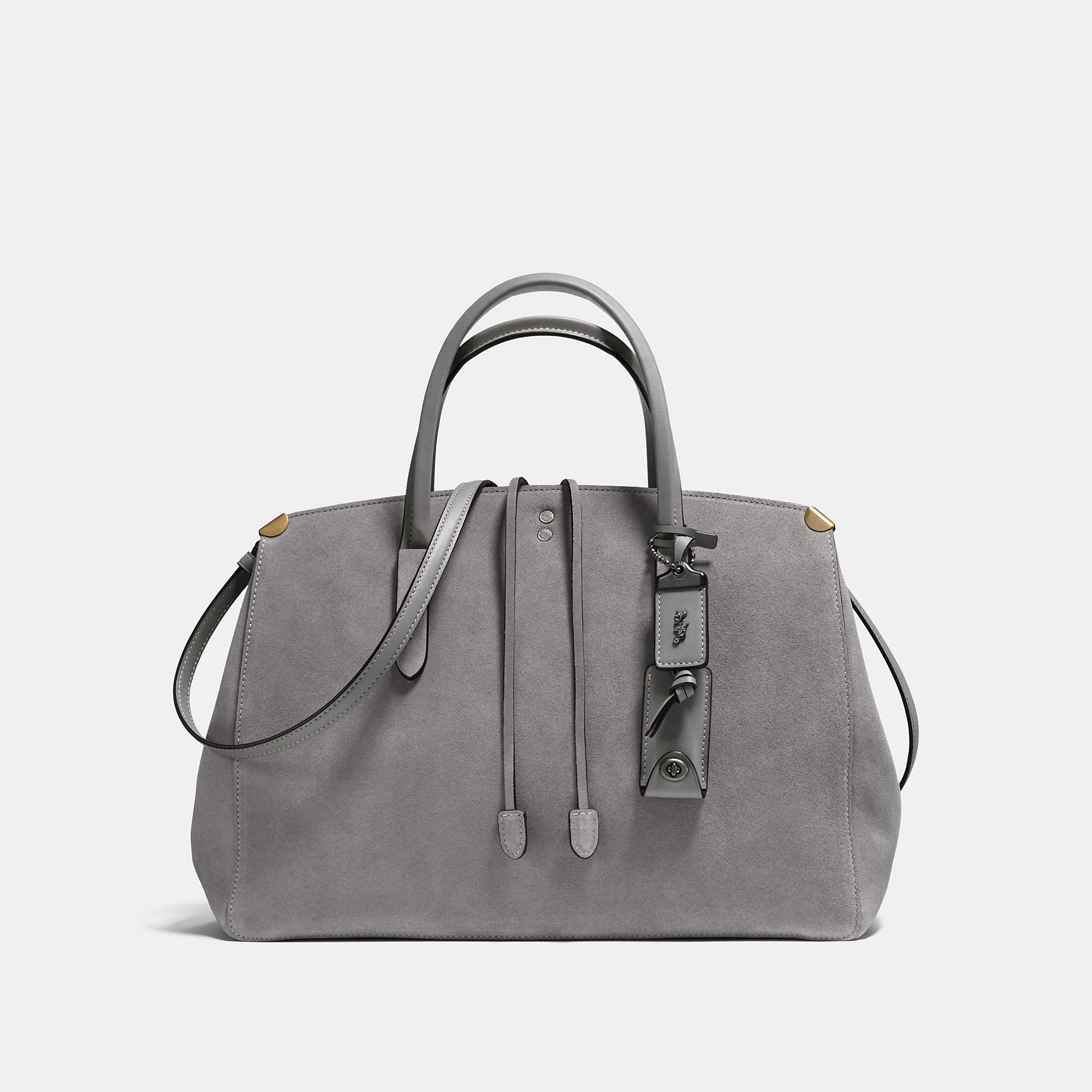 9f21d8efcc62 COACH COACH COOPER CARRYALL.  coach  bags  shoulder bags  hand bags  lining   crossbody  suede