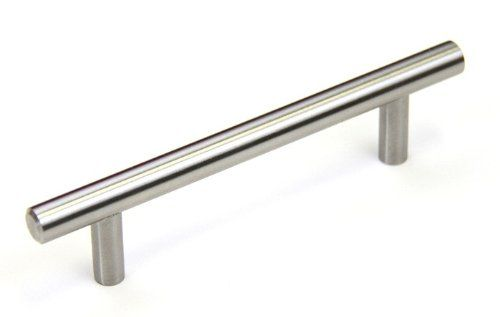 Euro Mm Cabinet Stainless Steel Handle Bar Pull With  Inch Hole