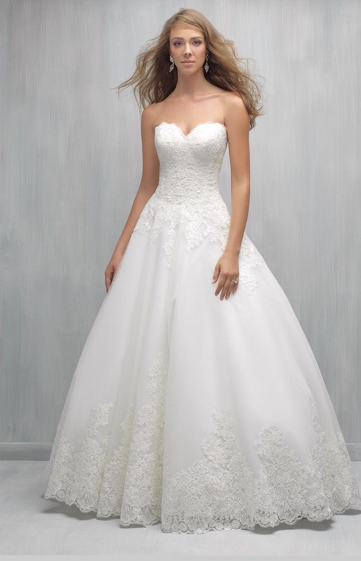 Lace dress wedding  Pin by Caleigh on Wedding dresses  Pinterest  Wedding dress and