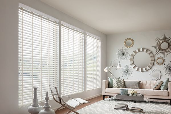 majestic wooden blinds for bathrooms. 2 Composite Double Bevel Blind with Cord Lift Wand Tilt  Arctic White Majestic Valance and Cloth Tapes Duck 1 in