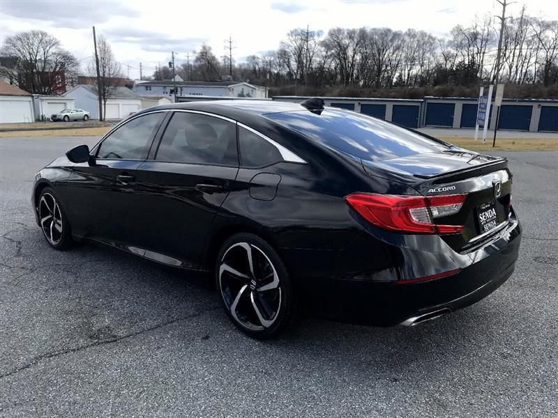 2018 Honda Accord Sport 2.0T 10A in 2020 Honda accord