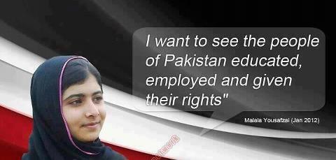 Malala Yousafzai Quotes Malala Yousafzai Quotes  Google Search  Malala Yousafzai .