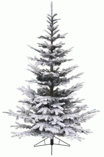 10ft frosted christmas tree nobilis fir artificial christmas tree - Artificial Christmas Trees Wholesale