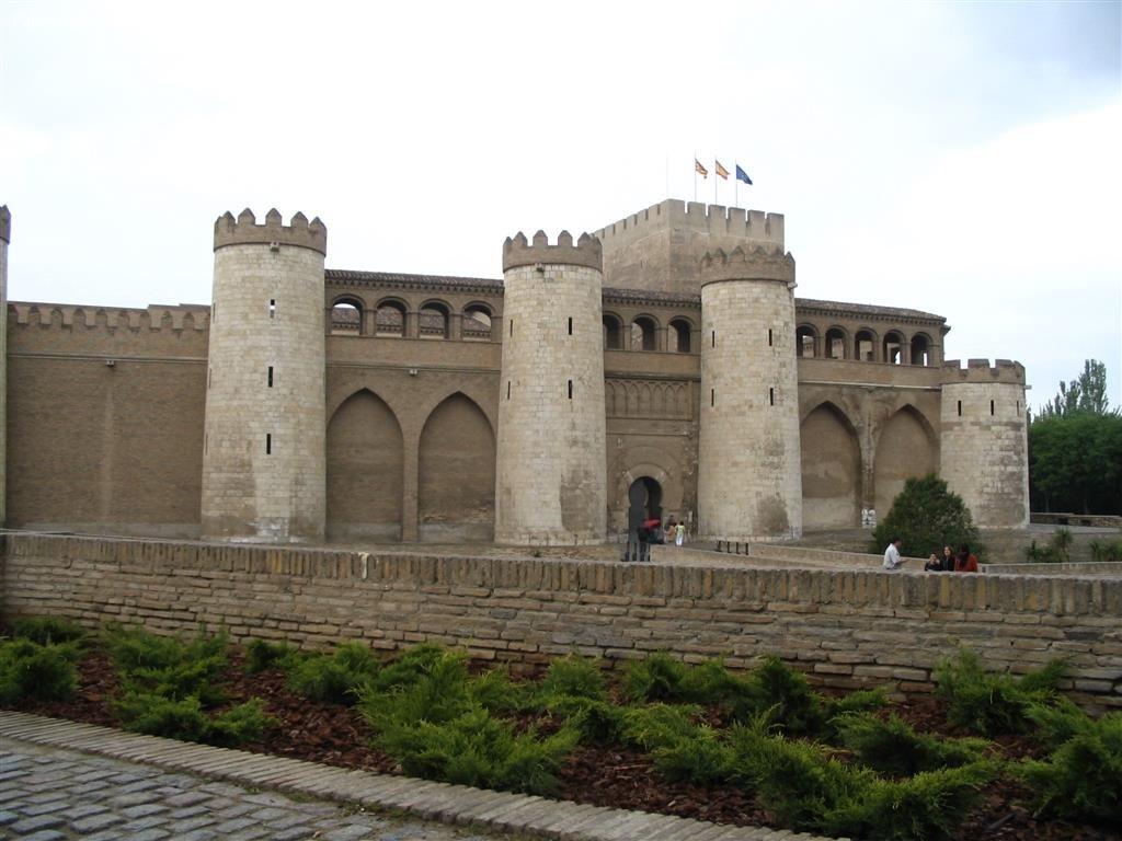 Castillo De La Aljaferia