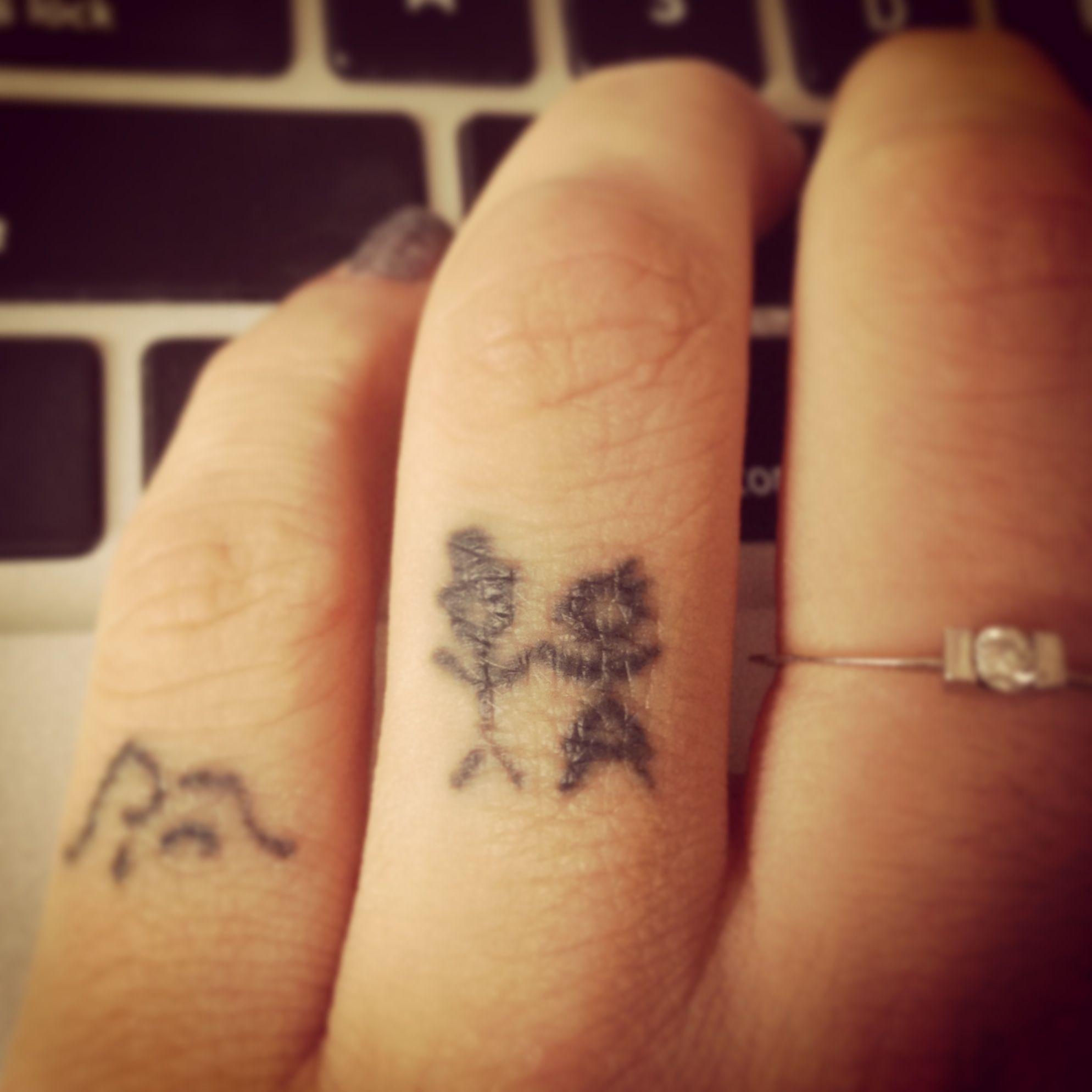 Tattoo · Wedding Ring