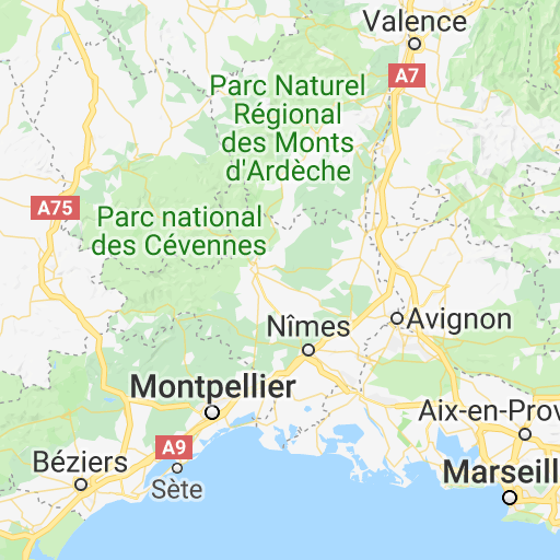 Carte Aires De Services Aire Service Et Stationnement Pour Camping Car Avec Photos Panoramique 360 En France Avec Images Parc National Des Cevennes Camping France