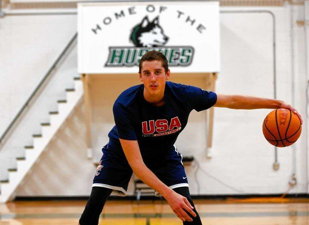Syracuse Basketball Recruit Tyler Lydon A Confessed Country Boy Spurred By Competition Syracuse Basketball Country Boys Recruitment