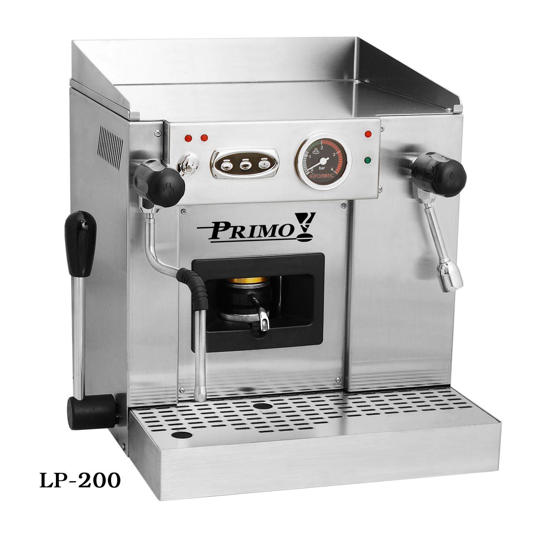 Primo 1group Pod Machine, 3.5 lit Stainless Steel Item LP