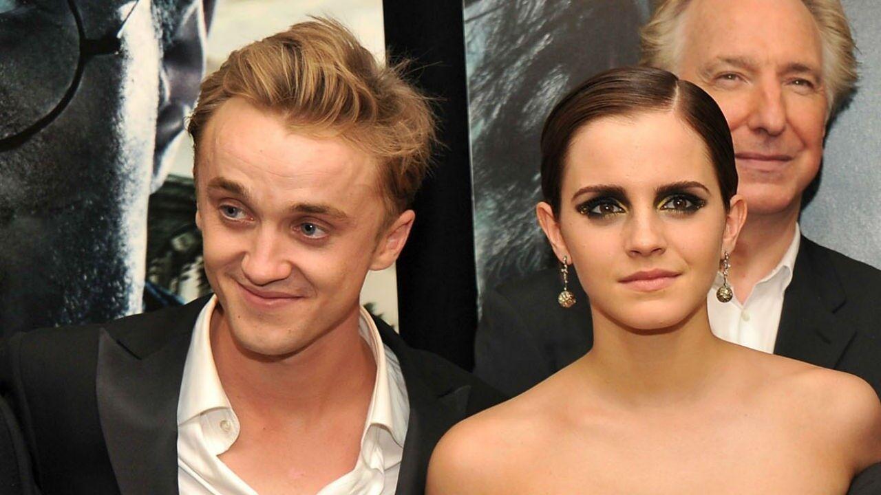Emma Watson's 'Harry Potter' CoStar Takes a Romantic