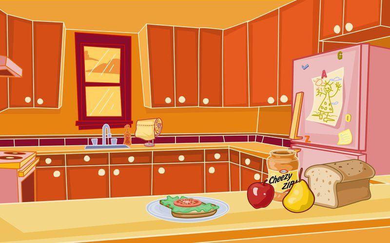 Kitchen Background By Kellistrator Good Idea In 2019